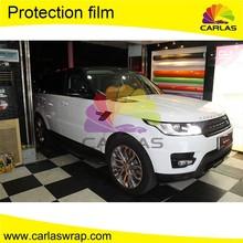 Carlas Transparent packaging plastic bubble wrap,car paint protection film with bubble wrap