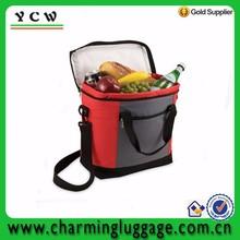 Wholesale Cooler tote case for food aluminium foil cooler bag