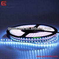 CE/Rohs flexible smd multicolor led strip light
