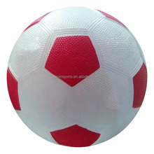 soccer Inflatable / promotion / High quality/Low price #5 rubber soccer ball