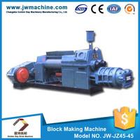 2015 New Product 4500*1600*1600 Mm 155kw Ghana Brick Making Machine Price