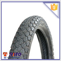 Long-lasting using motorcycle tire casing size 90/90-18, 3.00-18