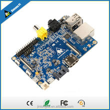 FREE SHIPPING! high performance ! Banana pi 1G RAM better than raspberry pi case support dual core +hdmi+camera made in China