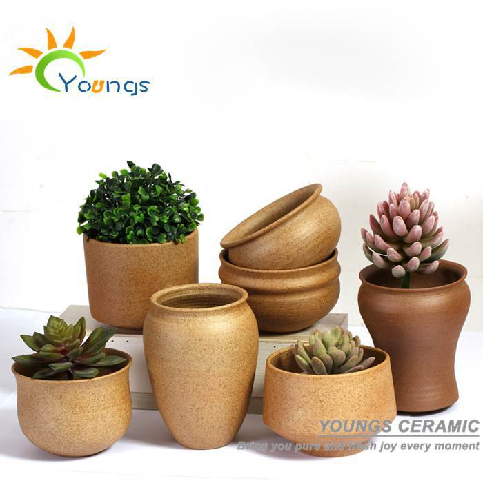 100 Handicraft Jingdezhen Small Ceramic Flower Pots