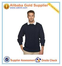 Multifunctional hair weave patterns new fashion men sweater for 2013 for wholesales
