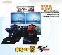 GP moto bike game/Beach moto racing car game / simulator car racing game machine
