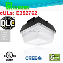 Direct shipping from US warehouse led spotlight for parking garage lighting with 6 years warranty
