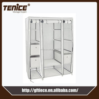 Tenice folding wardrobes clothes for small spaces