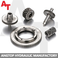 High precision tractor gear shaft,tractor parts,professional tractor transmission parts manufacturer