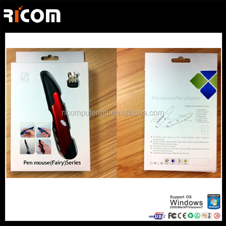 high quality cheap pen mouse for gift