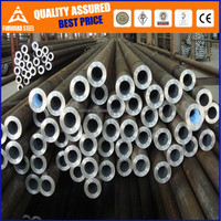 ASTM 1045 hot rolled carbon steel pipes / MTC seamless steel tube tel.:+15510965668