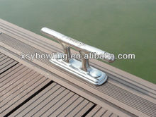 stainless steel 316 marina cleat
