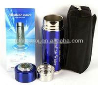 Promotion Alkaline water bottle, Nano energy cup, portable water ionizer (Alkaline flask)