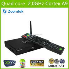 2015 best selling tv box android media player xbmc/kodi wifi smart android tv box with skype