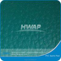 Litchi Grain Badminton/Basketball/Tennis Pvc Flooring for Sports Ground
