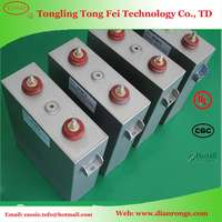 2500VDC 1000uf DV/dt large strong high specific energy density DC-link filter capacitor
