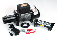12V DC 15000lbs Electric Capstan/winch With Gearbox