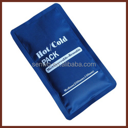 China Shanghai factory directly saling hot and cold gel cold compress pack for pain relief