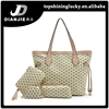 Hot sale 4pcs women bags european fashion italy handbag brands