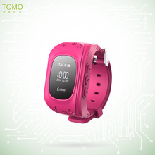 GPS kids watch tracker with two way talking communication