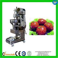 Durable meatball size adjustable automatic automatic meat ball forming machine