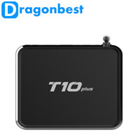 With WIFI Antennal T10 plus 2G 8G Latest Kodi Android 5.1 TV Box google T10 plus amlogic S812 TV Box