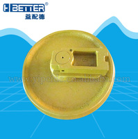 heavy duty spare parts front idler d9 dozer