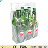 custom Portable Gel ice 6 packs wine bottle coolers beer cooler bag