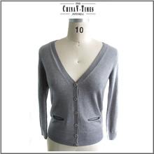 Hot Sale Good Quality Fashionable Cashmere Women/Mens Long Cardigan