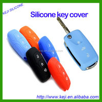 wholesale novelty gifts silicone car key cove for promotion