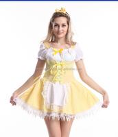 Sexy College Cheerios School Girl Fancy Dress Halloween fantasias de dracula