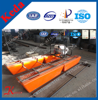 """Portable Mini surface Gold dredgers, 4 and 6"""" for our market in Sierra Leone"""