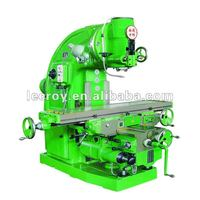 Vertical/Universal knee-type metal processing milling machine