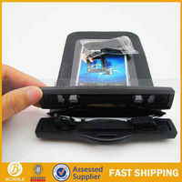 Mobile phone durable lanyard PVC waterproof bag for iphone,samsung,htc pouch