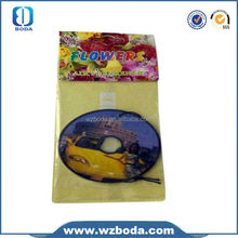 promotion hanging auto air paper freshener