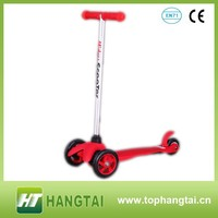 2015 New Arrival 3 wheels scooter for mini kick scooter