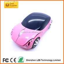 USB Cordless Wireless Mouse Car Wired drivers usb 3d optical mice mini car mouse