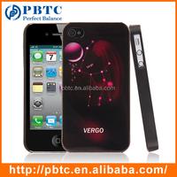 Cheap Hard Case For Iphone 4 , Back Cover Virgo Hard Plastic