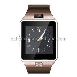 "DZ09 Smart watch Bluetooth Smartwatch 1.56"" Bluetooth 3.0 WristWatch phone Pedometer"