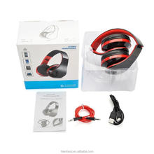 HiFi Deep Bass Wireless Stereo Bluetooth Headphone Noise Cancelling Headset With Mic