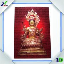 Top Brands Of India Buddha Poster Buddha Home Decor 3d Frames Favor Ganesh Statue 3D Led Light Box Digital Photography