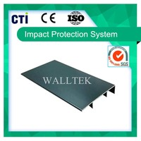 Aluminum Baseboard,Decorative Baseboard, Waterproof Baseboard (DSB-80/11D)