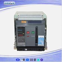 Intelligent Framework Air Circuit Breaker 1000A 1250A 1600A,Drawer Type Electronic Air Circuit Breaker ACB 220V/380V