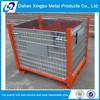 Storage Bin Wire Storage Box Steel Wire Container Mesh Metal Cage