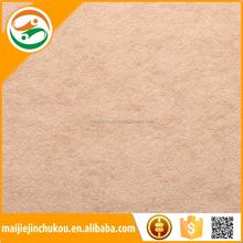 Sintético tecido de camurça para o miúdo roupas / mens camurça casaco de inverno / micro sofá de camurça tecido