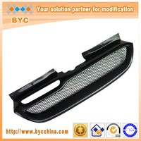 Carbon Fiber Auto Front Grill For Hyundai Genesis Coupe Car Front Grill Cover