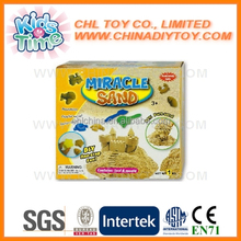 DIY toys magic modeling sand for education