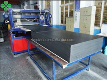 KN Brand Black PVC Foam sheet with CCC ISO SGS