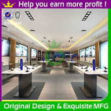 China supplier mobile phone store interior design for free