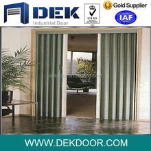 Aluminum Accordion Doors For Residence
